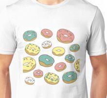 Sweet Donuts Unisex T-Shirt