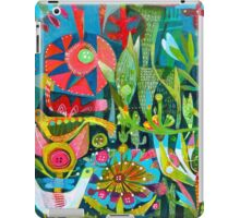 Birds and Buttons iPad Case/Skin