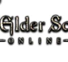 Elder Scrolls Online Logo Sticker