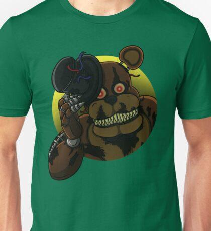 Nightmare Freddy Unisex T-Shirt
