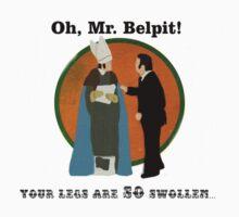 "Monty Python ""Oh, Mr. Belpit!"" Kids Tee"