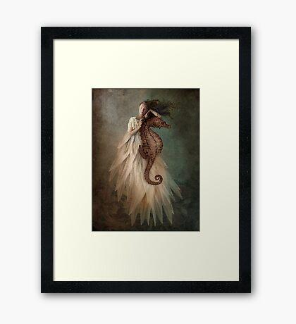Ennui Framed Print