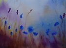 Field of Flowers II by Deborah Pass