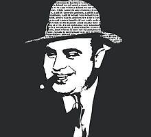 Al Capone by AlexNorvill