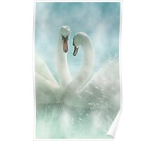 Love in the mist Poster