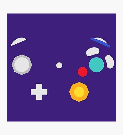 GameCube Controller Photographic Print