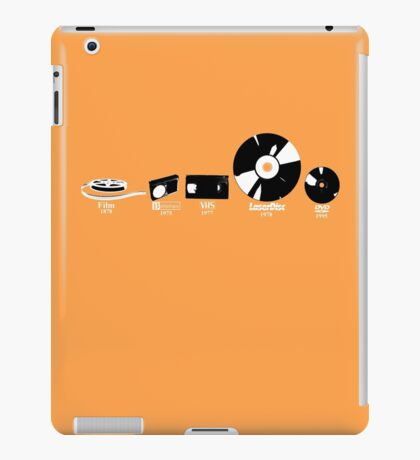 Film Formats iPad Case/Skin