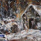 Snowy Solitude by Stefano Popovski
