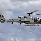 Westland SA.341D Gazelle HT.3 by Andrew Harker