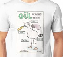 Seagull Assembly Instructions T-Shirt