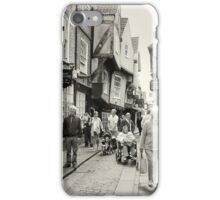 The Shambles, York, U.K. #2 iPhone Case/Skin
