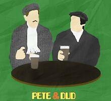 Pete & Dud by dodadue89