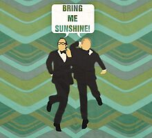 "Morecambe and Wise ""Bring Me Sunshine"" by dodadue89"