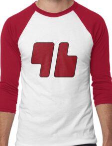 """96 Design"" Trainer Red Pokémon Sun & Pokémon Moon Cosplay BEST QUALITY ON WEBSITE Men's Baseball ¾ T-Shirt"
