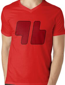 """96 Design"" Trainer Red Pokémon Sun & Pokémon Moon Cosplay BEST QUALITY ON WEBSITE Mens V-Neck T-Shirt"