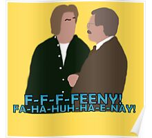 The Feeny Call Poster