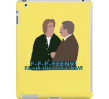 The Feeny Call iPad Case/Skin