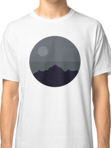 Death Star Mountains Classic T-Shirt