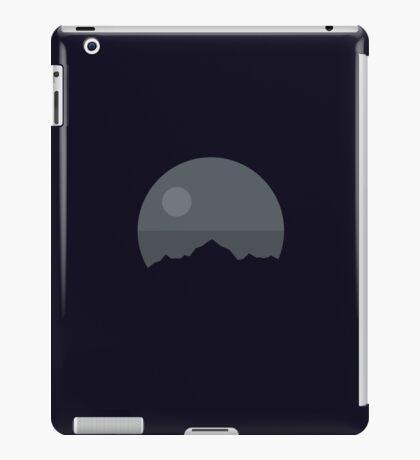 Death Star Mountains iPad Case/Skin