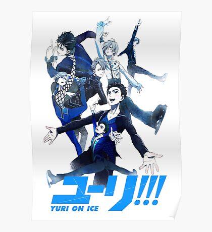 Yuri!!! on ice Poster