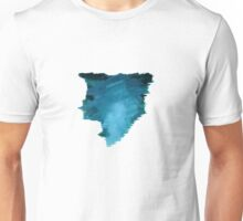Water Strokes | Blue | Unisex T-Shirt