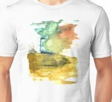 Water Strokes | The Desk | Unisex T-Shirt