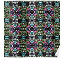 Colorful Abstract Symmetry Poster