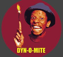 DYN-O-MITE.  by Charles  Perry