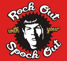 Rock out with your Spock out by gilbertop