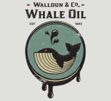 Wundall & Co Whale Oil T-Shirt
