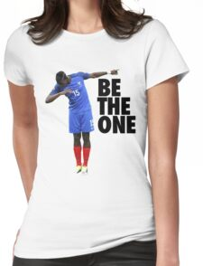 Pogba Womens Fitted T-Shirt