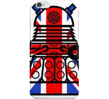 Dr Who - Jack Dalek Tee iPhone Case/Skin