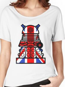 Dr Who - Jack Dalek Tee Women's Relaxed Fit T-Shirt