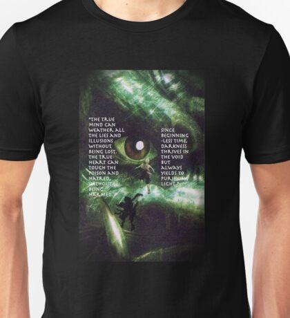 Lion Turtle Wisdom - An ATLA Design Unisex T-Shirt