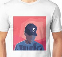 Chance the Rapper - Coloring Book with Background Unisex T-Shirt