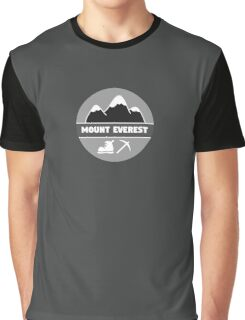Mount Everest Graphic T-Shirt
