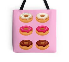 My Six Pack... of Donuts Tote Bag