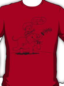 Elephant Gun T-Shirt