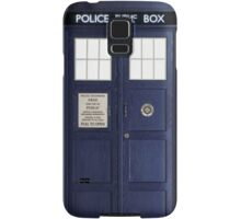 Tardis - Doctor Who Samsung Galaxy Case/Skin