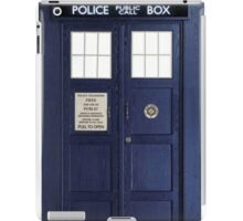 Tardis - Doctor Who iPad Case/Skin