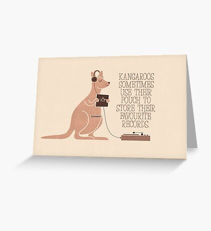 Did You Know Greeting Card