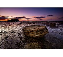 Saltwick Bay, North Yorkshire Photographic Print