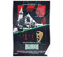 "Retro Film Poster ""Redhook"" Poster"