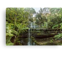 Russell Falls, Mount Field National Park, Tasmania Canvas Print