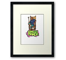 Fresh Prince of Bel Air Framed Print