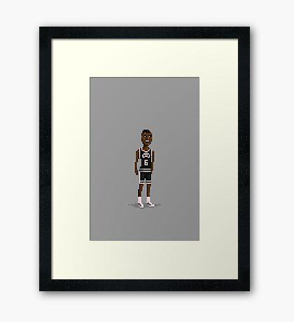 Johnson Framed Print