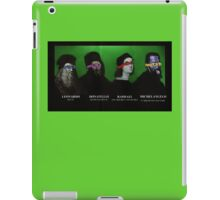 Teenage Mutant Renaissance Artists iPad Case/Skin