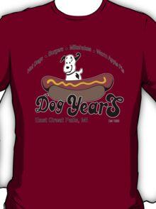Dog Years Diner T-Shirt
