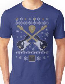 Bass - Christmas guitar bass sweater for fans Unisex T-Shirt