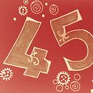 Forty Five!! by Liusha T